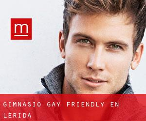 Gimnasio Gay Friendly en Lérida