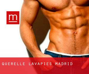 Querelle Lavapies Madrid